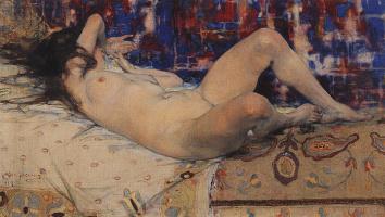 Nikolay Feshin. Model