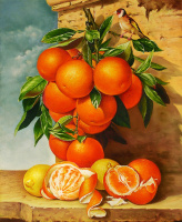 Vladimir Shtykov. С апельсинами