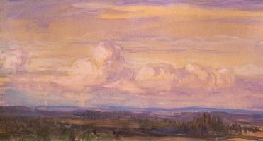 Принс Евген. Небо