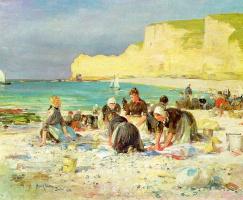 Генри Бэкон. На пляже