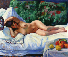 Henri Manguin. Little concubine