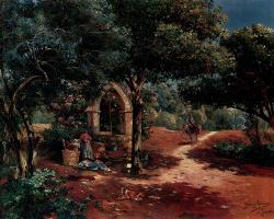 Мануэль Гарсия Родригес. Сад