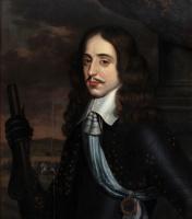 Самюэл ван Хогстратен. Портрет принца ван Виллема II