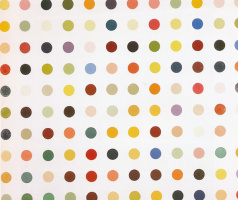 Damien Hirst. Acetic anhydride (Acetic Anhydride)