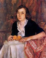 Уильям Мейерович. Женщины с фруктами