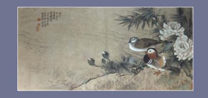 Ёнгюн Чен. Птицы 31