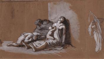 Théodore Géricault. Plague