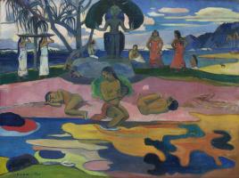 Paul Gauguin. The day of God