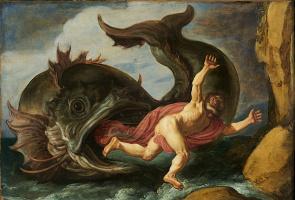 Питер Питерс Ластман. Иона и кит