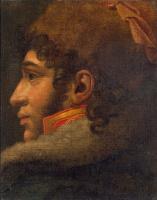 Анн-Луи Жироде де Русси-Триозон. Портрет Мюрата