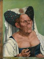 Квентин Массейс. Уродливая герцогиня