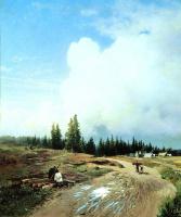 Фёдор Александрович Васильев. После грозы