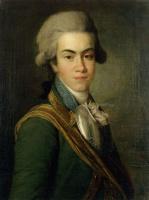 Dmitry Grigorievich Levitsky. Portrait of Prince I. M. Dolgorukov