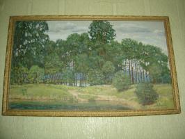 Николай Петрович Индюхов. Лето