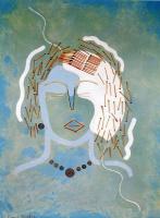 Франсис Пикабиа. Портрет женщины