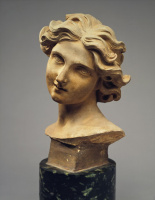 Джованни Лоренцо Бернини. Голова ангела