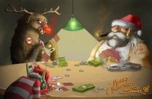 Самвис. Счастливого Рождества