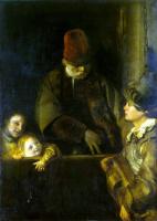 Арт Йоханс де Гелдер. Странствующий музыкант