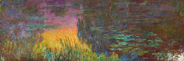 Claude Monet. Water lilies