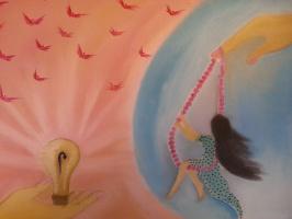 Asya Alibala gizi Hajizadeh. Swing