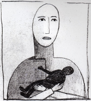 Казимир Северинович Малевич. Материнство
