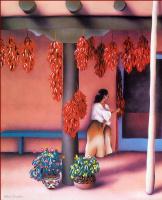 Роберт Арнольд. Два букета цветов