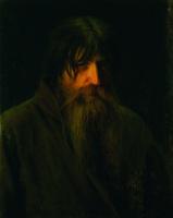 Иван Николаевич Крамской. Голова старого крестьянина