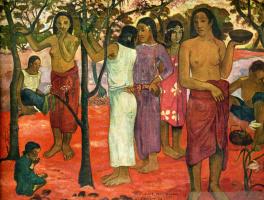 Paul Gauguin. Perfect days