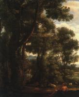 Клод Лоррен. Пейзаж с пастухом