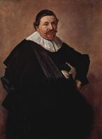 Франс Халс. Портрет Лукаса де Клерка