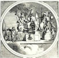 Уильям Хогарт. Королевская власть, епископат и закон