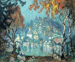 Константин Иванович Горбатов. Потонувший город