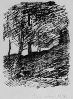 Камиль Коро. Под деревьями