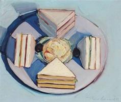 Wayne Thibaut. Sandwich