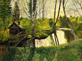 Andreeva LF. A house by the river