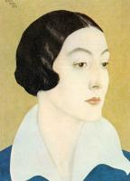 Эдмунд Дюлак. Портрет женщины