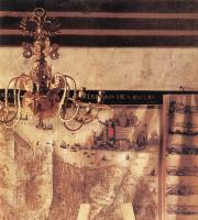 Ян Вермеер. Аллегория живописи. Фрагмент