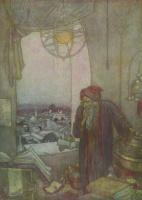 Эдмунд Дюлак. Иллюстрация к рубаи Омара Хайяма 05