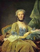 Жан-Батист Перронно. Портрет мадам Соркенвиль