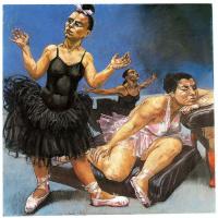 Паула Рего. Танцы