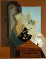 Хуан Грис. Окно художника