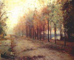 Осенний день