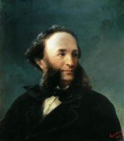 Ivan Aivazovsky. Self-portrait