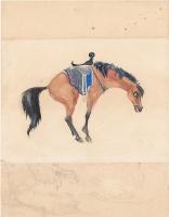 Leonora Carrington. Horse