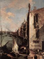 Джованни Антонио Каналь (Каналетто). Канал