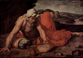 Даниэле да Вольтерра. Пророк Илия