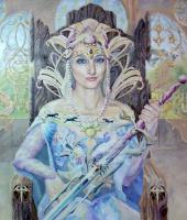 Сальфаир Salfair (Mariya Miroshnikova). Эльфийская Владычица ( Lineage II )