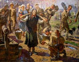 Алексей Петрович И    Сергей  Ткачевы. Дорогами войны