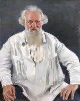 Игорь Эммануилович Грабарь. Портрет М.В. Морозова