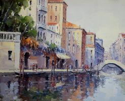 Andrew Shararin. Сны о Венеции N7